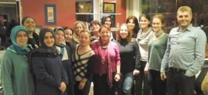 EFT Master toplantısı - Gülcan Arpacıoğlu