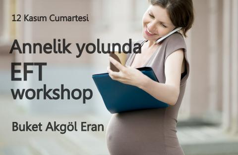 Hamilelikte EFT ile rahatlayın!
